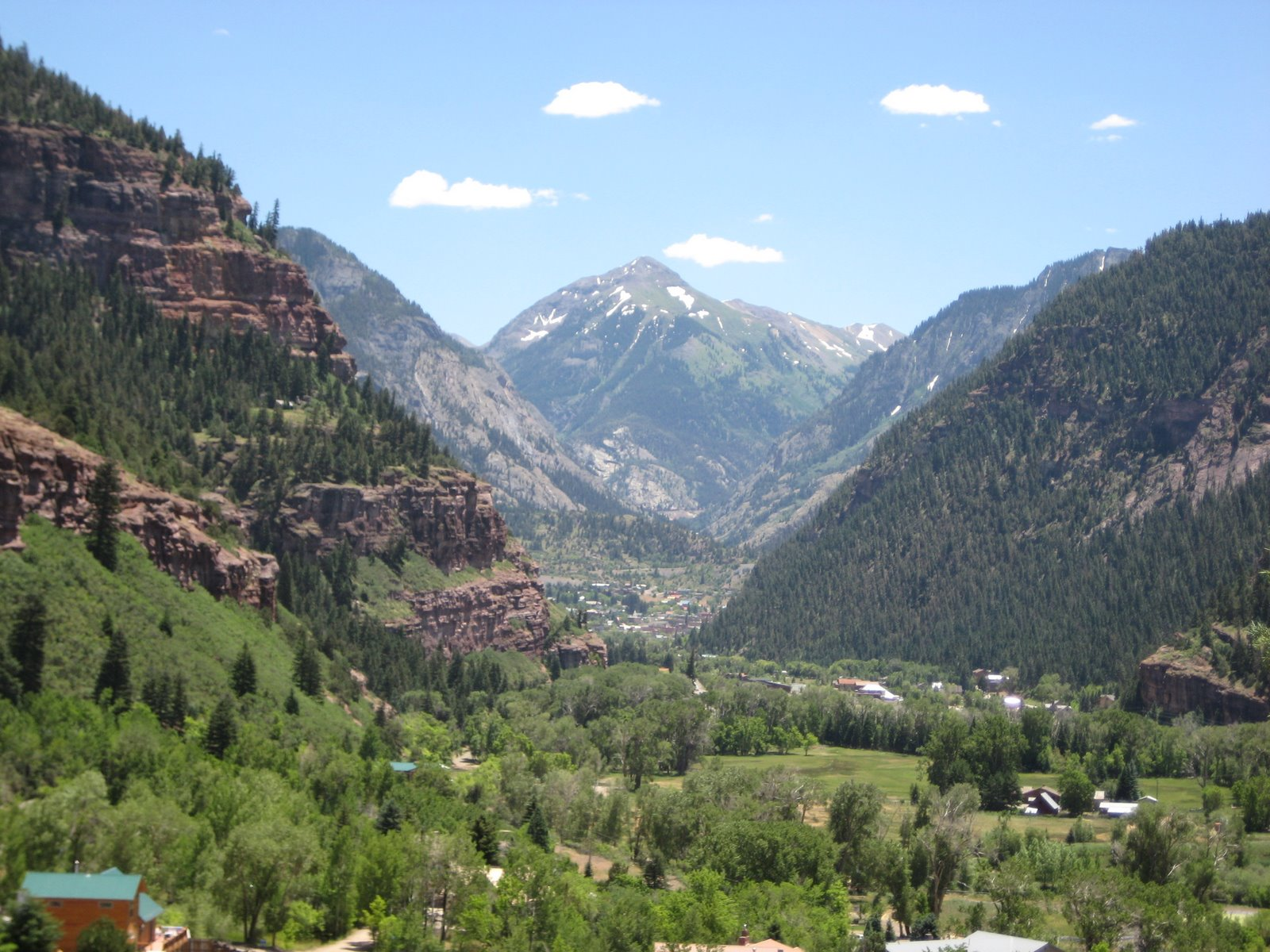 Ouray Colorado Bing Images