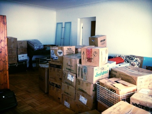 Photo Friday- Moving in Denver
