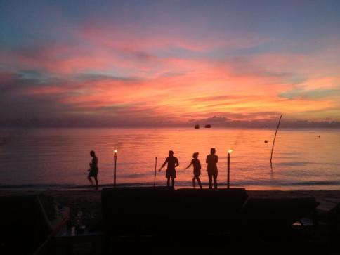 Photo Friday: Sunsets in Thailand